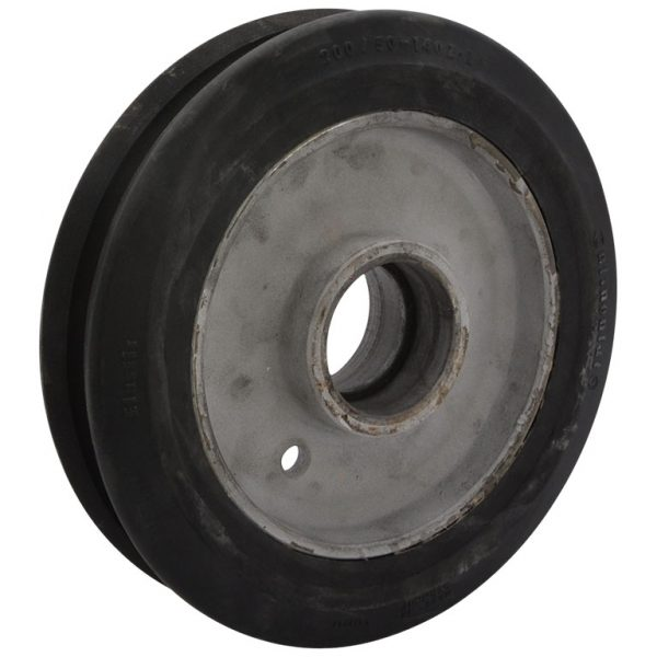 DQ 200mmØ Wiresaw Pulley ReRubber