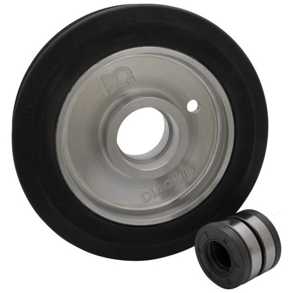 DQ 200mmØ Wiresaw Pulley Complete