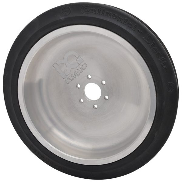 DQ 280mmØ Wiresaw Drive Pulley Complete
