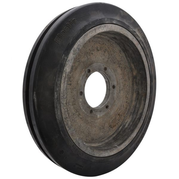 DQ 360mmØ Wiresaw Pulley ReRubber