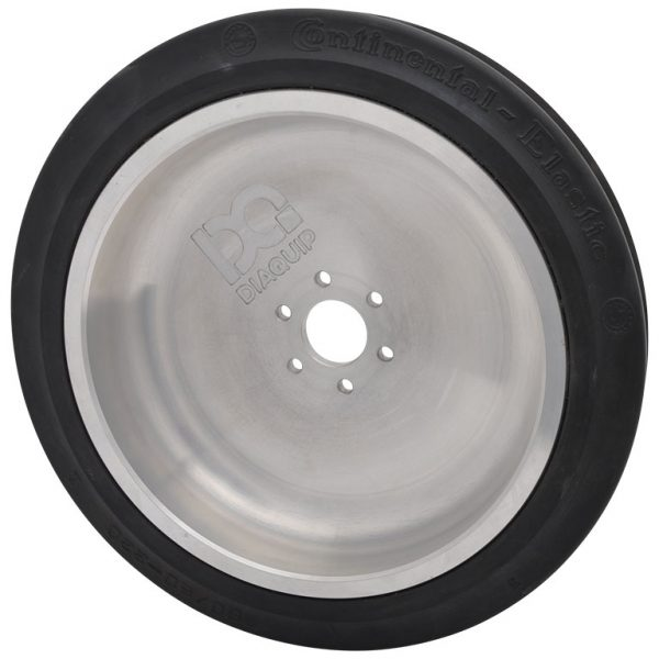 DQ 360mmØ Wiresaw Pulley Complete