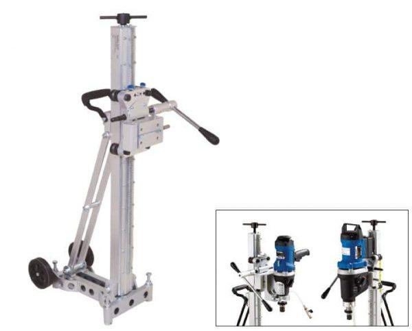 Diaquip QDS-350 Manual Drill Stand - 1M Mast