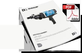 Diaquip QDM-150D Specification Sheet