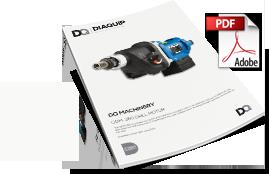 Diaquip QDM-350 Specification Sheet