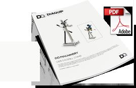Diaquip QDS-170 Specification Sheet