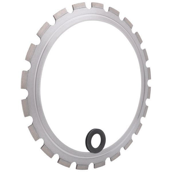 350mmØ Aero Matrix Ring Saw Blade inc. Drive Roller
