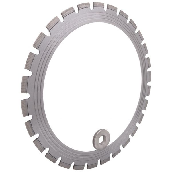 400mmØ Aero Matrix Ring Saw Blade, inc. Drive Roller