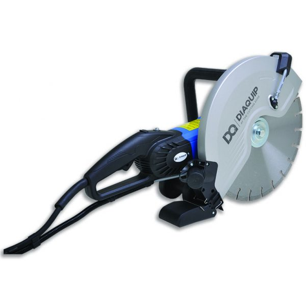 Diaquip QHS-350 Electric Hand Saw (230 Volt)