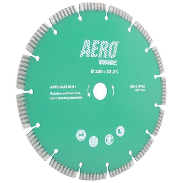 Aero Wave Hand Saw Blade