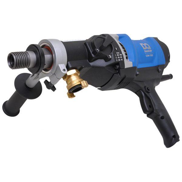Diaquip QDM-150D Elite - Dry Core Drill Motor - 110 Volt